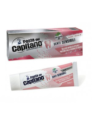 Pasta del Capitano pasta do zębów wrażliwych 75ml