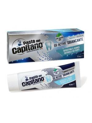 Pasta del Capitano Pasta do zębów OX-ACTIVE wybielająca 75ml