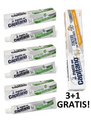 Pasty do zębów Pasta del Capitano dla palących