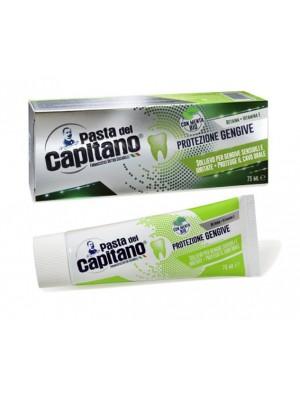 Pasta del Capitano pasta do zębów ochrona dziąseł 75ml