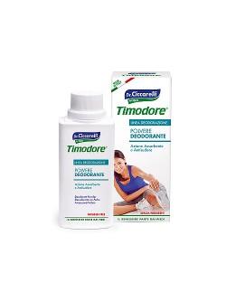 Puder dezodoryzujący i pochłaniający pot do stóp 75g Timodore