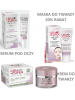 3 kosmetyki przeciwzmarszczkowe Cera di Cupra